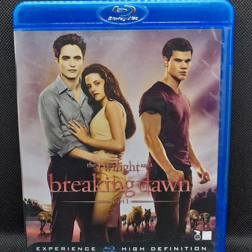 Twilight Saga, The - Breaking Dawn: Part 1 (Beg. Blu Ray)