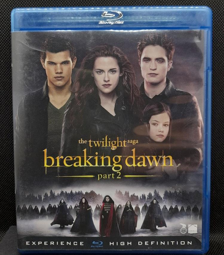 Twilight Saga, The - Breaking Dawn: Part 2 (Beg. Blu Ray)