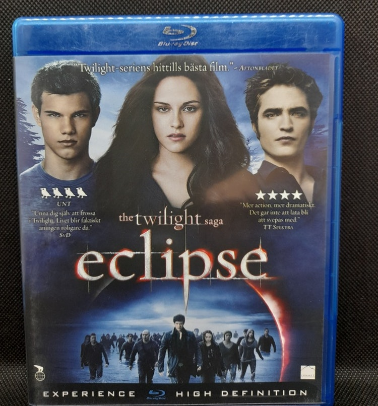 Twilight Saga, The - Eclipse (Beg. Blu Ray)