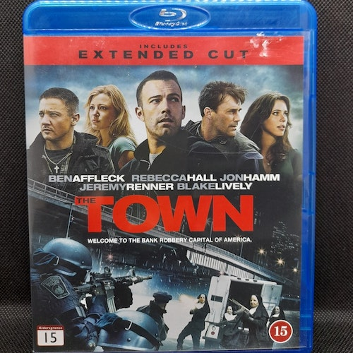 Town, The (Beg. Blu Ray)