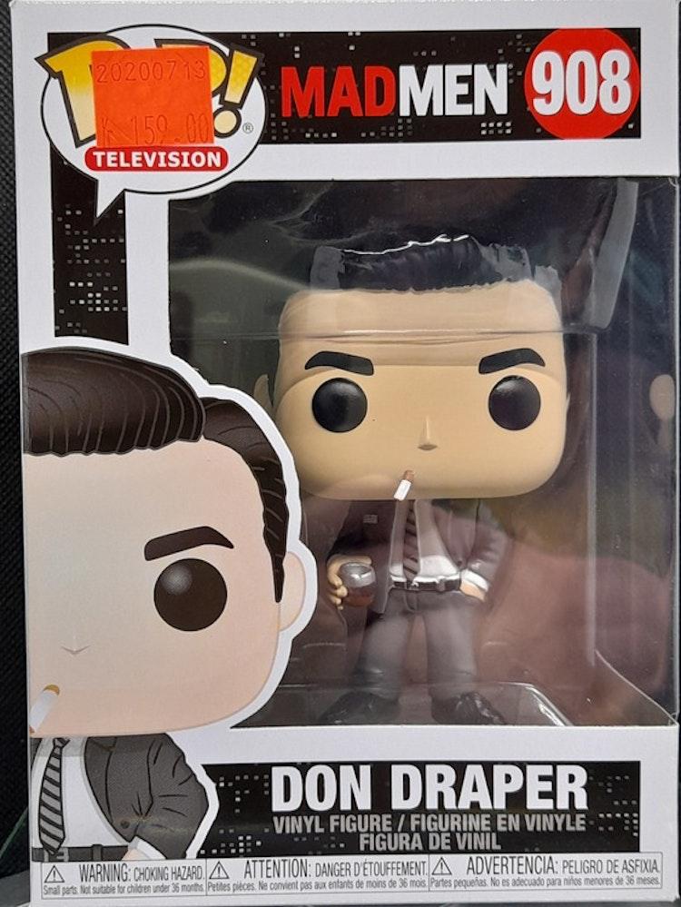 POP! Television - Mad Men - Don Draper (908)
