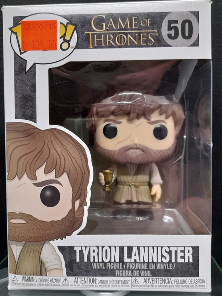 POP! - Game Of Thrones - Tyrion Lannister (50)