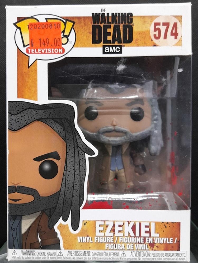 POP! Television - The Walking Dead - Ezekiel (574)