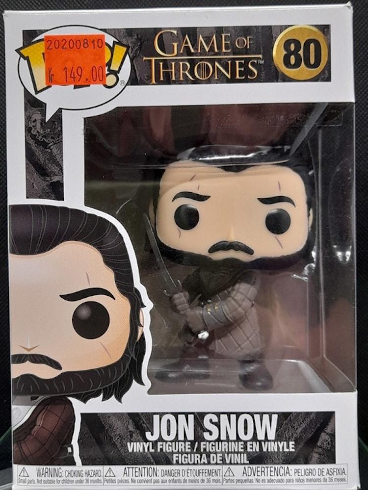 POP! - Game Of Thrones - Jon Snow (80)