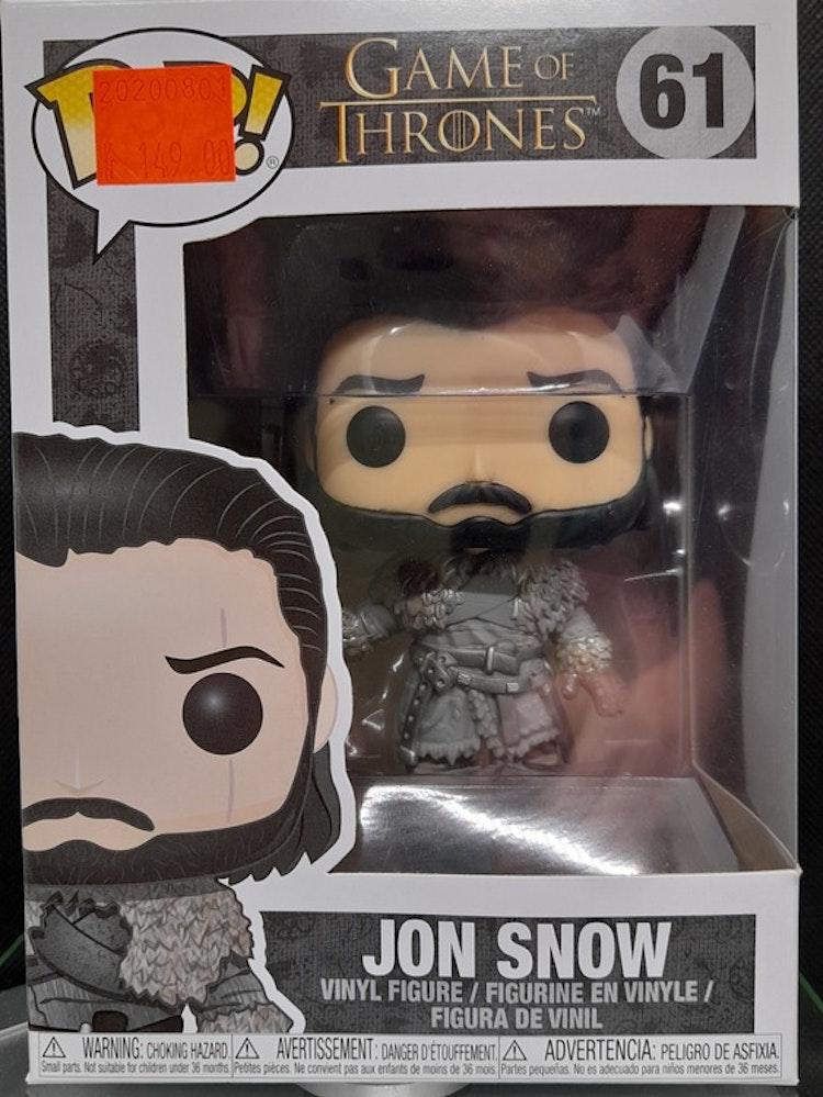POP! - Game Of Thrones - Jon Snow (61)