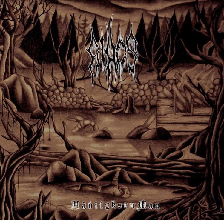 Aihos - Hävityksen Maa (LP Ltd.)