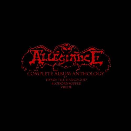 Allegiance - Complete Album Anthology (3LP Ltd. Box)