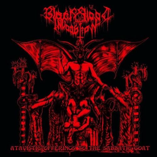 "Black Blood Invocation - Atavistic Offerings to the Sabbatic Goat (EP 7"" Ltd."