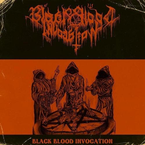 """Black Blood Invocation - Black Blood Invocation (Mini-LP 12"""" Ltd.)"""