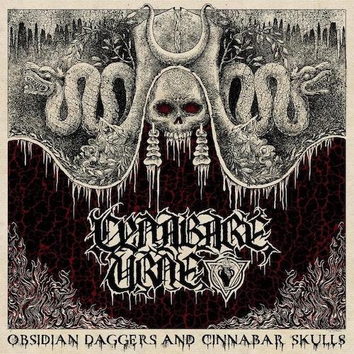 Cynabare Urne - Obsidian Daggers and Cinnabar Skulls (LP Ltd.)