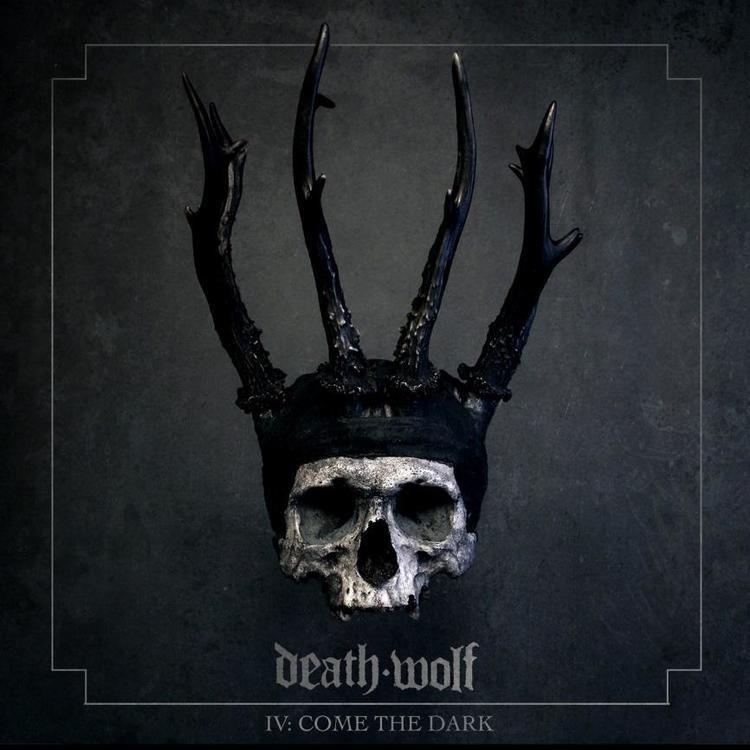 Death Wolf - IV: Come the Dark (LP Ltd.)