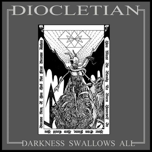 """Diocletian - Darkness Swallows All (Mini-LP 12"""" Ltd.)"""