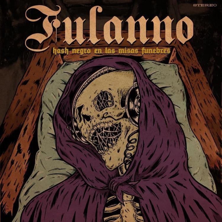 "Förbokning: Fulanno - Hash Negro en las Misas Funebres (Mini-LP 12"" Ltd.)"
