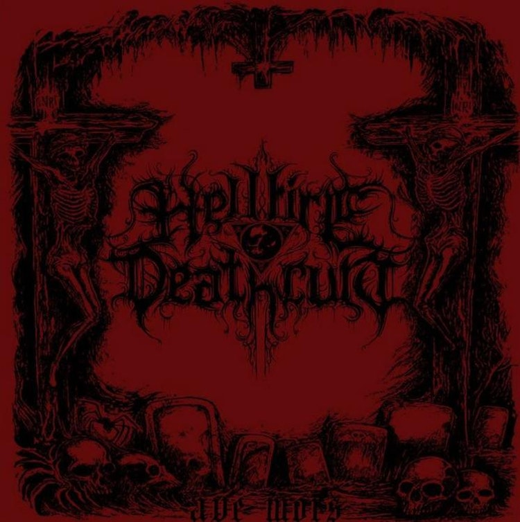 "Hellfire Deathcult - Ave Mors (Mini-LP 12"" Ltd.)"
