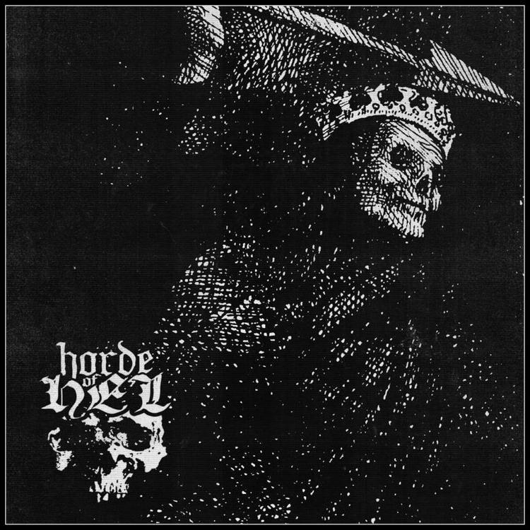 Horde of Hel - Döden Nalkas (LP Ltd.)