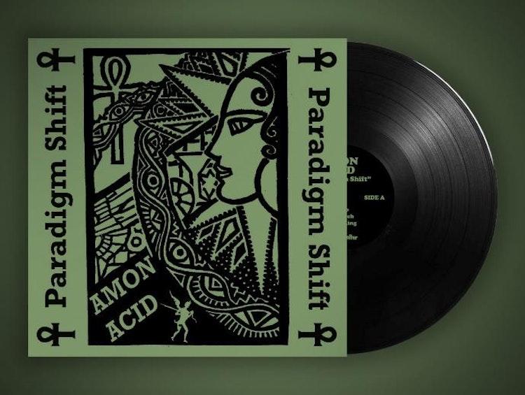 Amon Acid - Paradigm Shift (LP Ltd.)