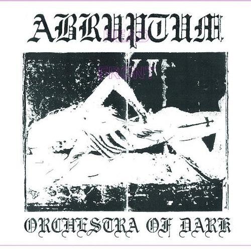Abruptum - Orchestra Of Dark (CD Ltd.)