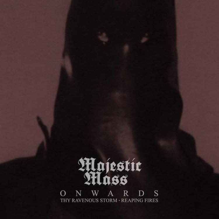"Majestic Mass - Onwards (12"" Maxi Single Ltd.)"