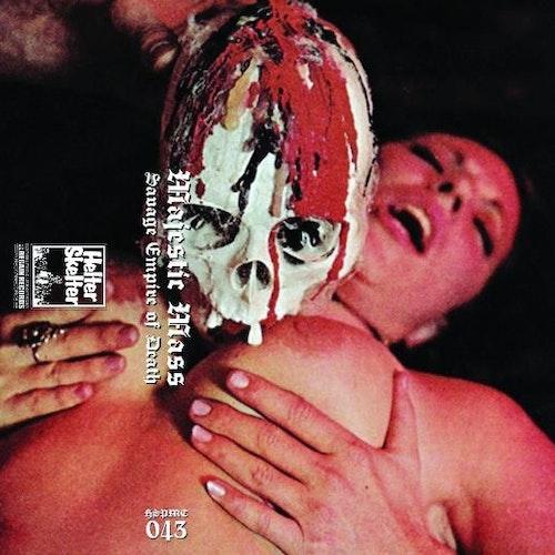 Majestic Mass - Savage Empire of Death (LP Picture Disc Ltd.)