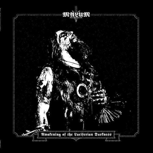 Malum - Awakening of the Luciferian Darkness (LP Ltd.)