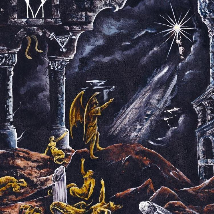 Malum - Night of the Luciferian Light (LP Ltd.)