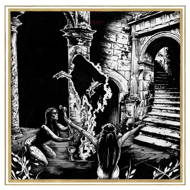 Malum / Lathspell - Luciferian Nightfall (LP Split Ltd.)