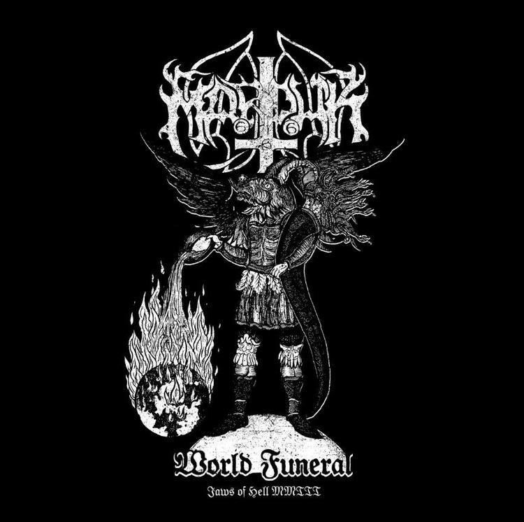 Marduk - World Funeral: Jaws of Hell MMIII (2LP Ltd.)