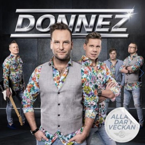Donnez - Alla Dar I Veckan (CD Digipak)
