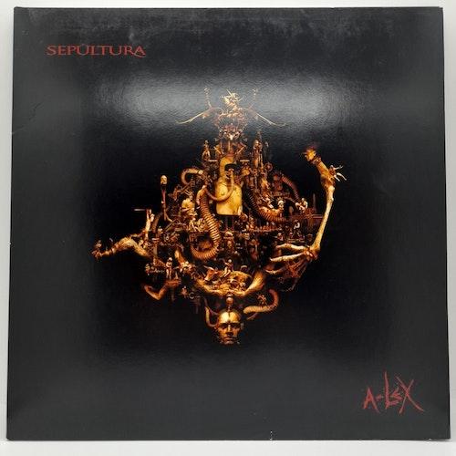Sepultura - A-Lex (2LP)