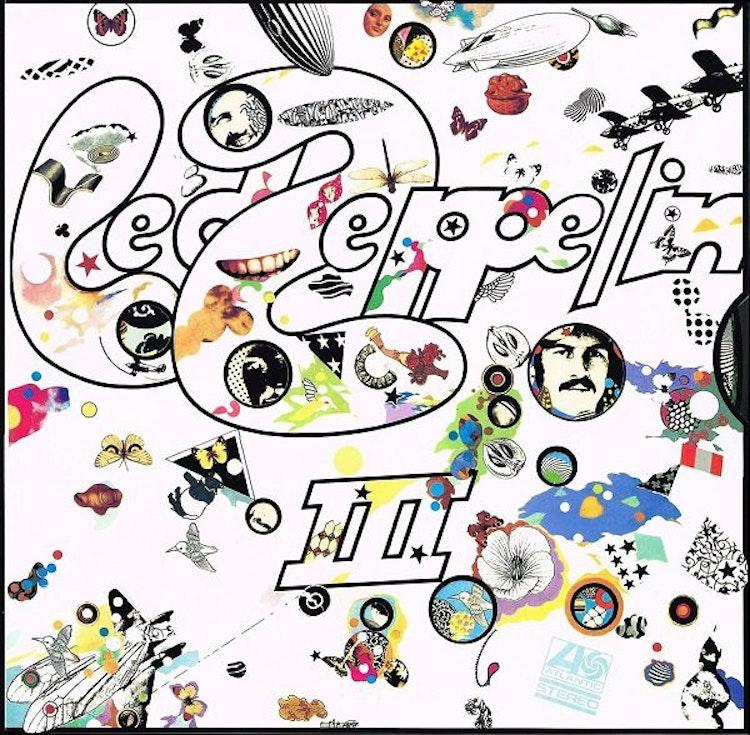 Led Zeppelin - III (LP 2014 Reissue)