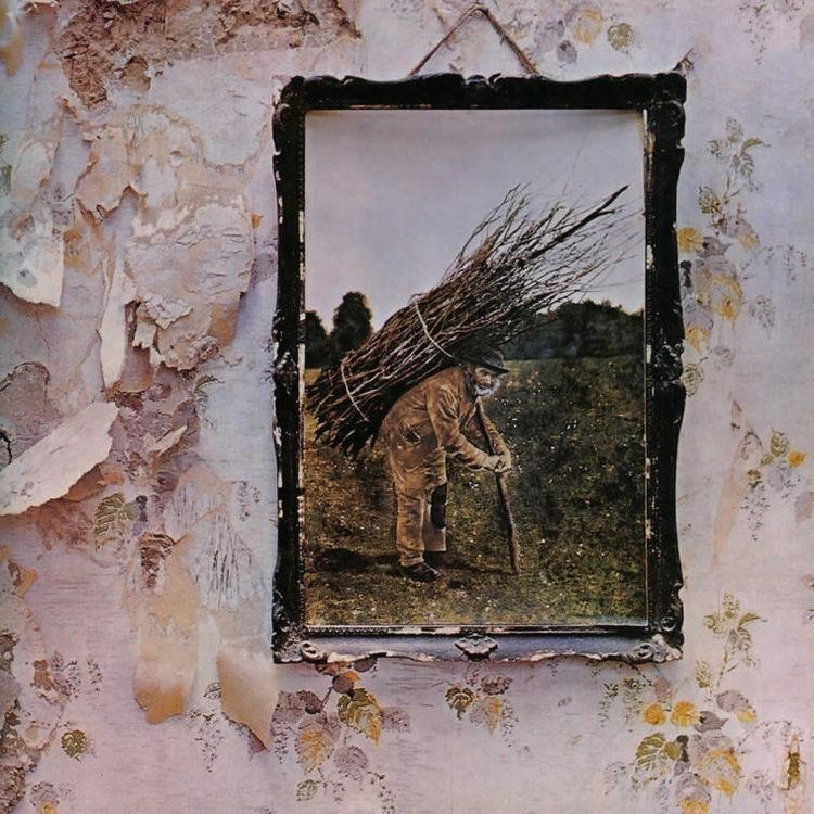 Led Zeppelin - IV (LP 2014 Reissue)