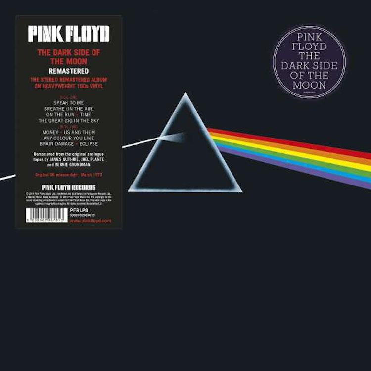 Pink Floyd - The Dark Side Of The Moon (LP 2016 Reissue)