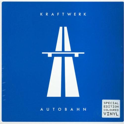 Kraftwerk - Autobahn (LP Ltd. Blue)