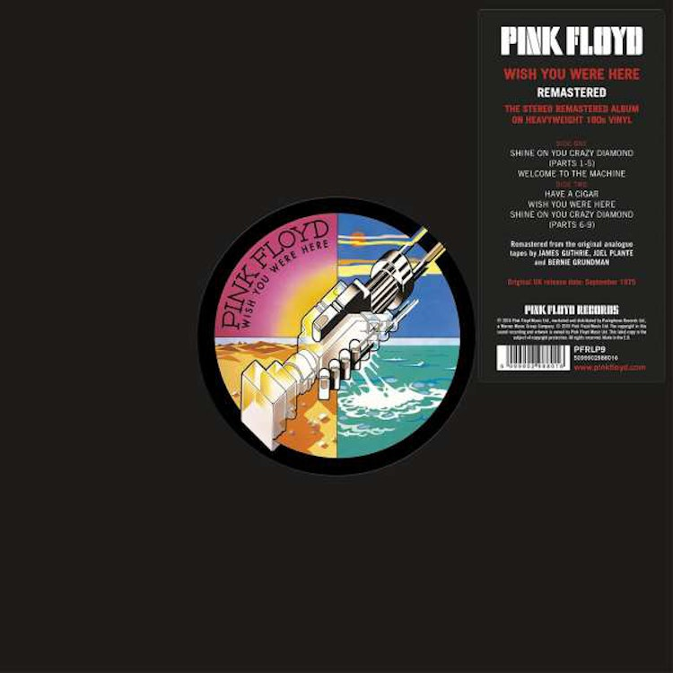 Pink Floyd - Wish You Were Here (LP)