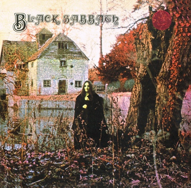 Black Sabbath - Black Sabbath (LP)