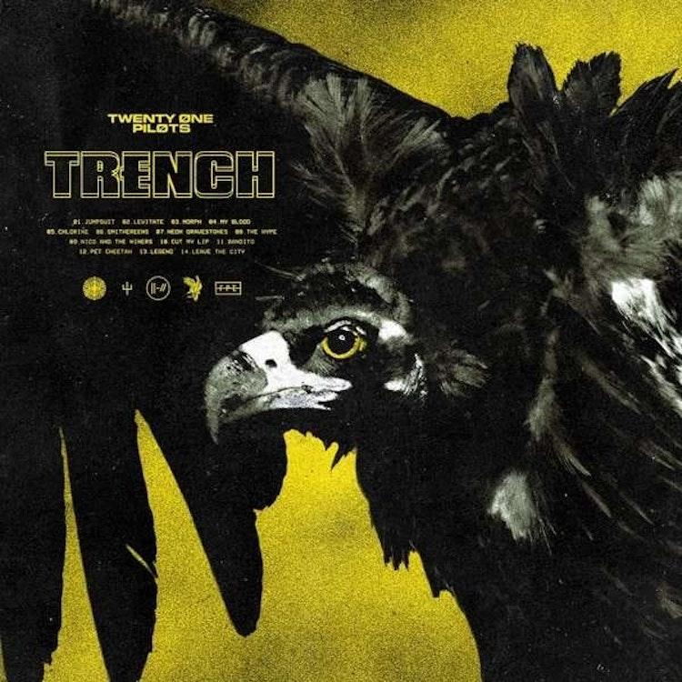 Twenty One Pilots - Trench (2xLP)
