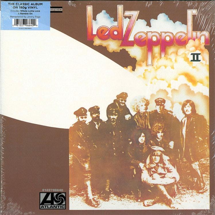 Led Zeppelin - II (LP)