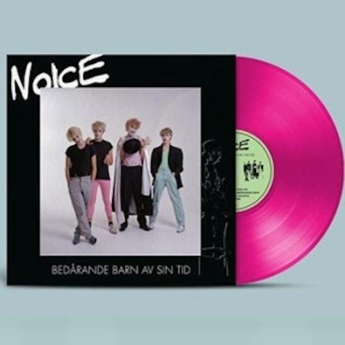 Noice – Bedårande barn av sin tid (LP Neonrosa RSD 2021)