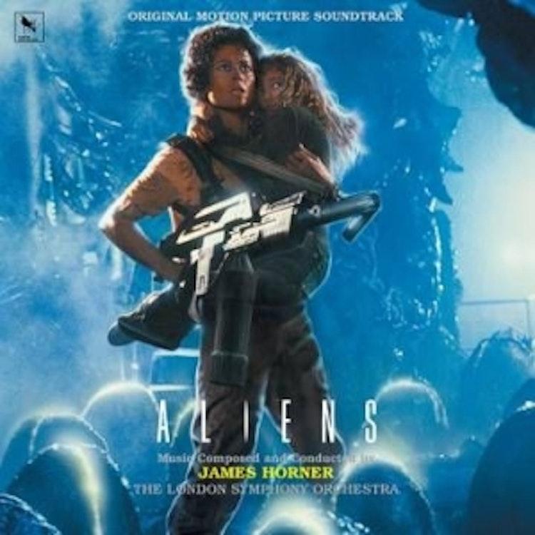 James Horner - Aliens (LP Yellow-Green RSD 2021)