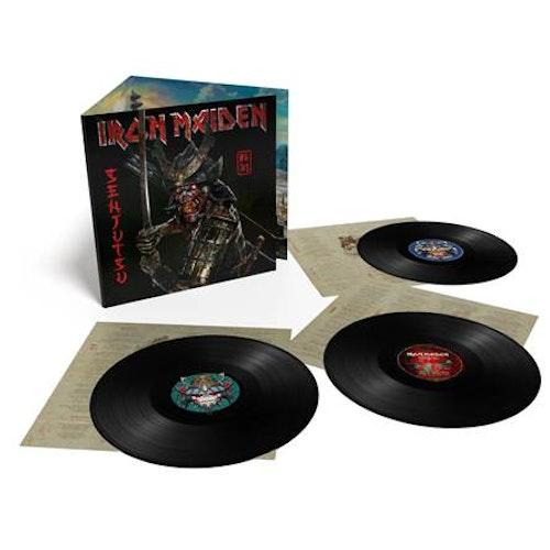 Iron Maiden - Senjutsu (Ltd. 3LP)