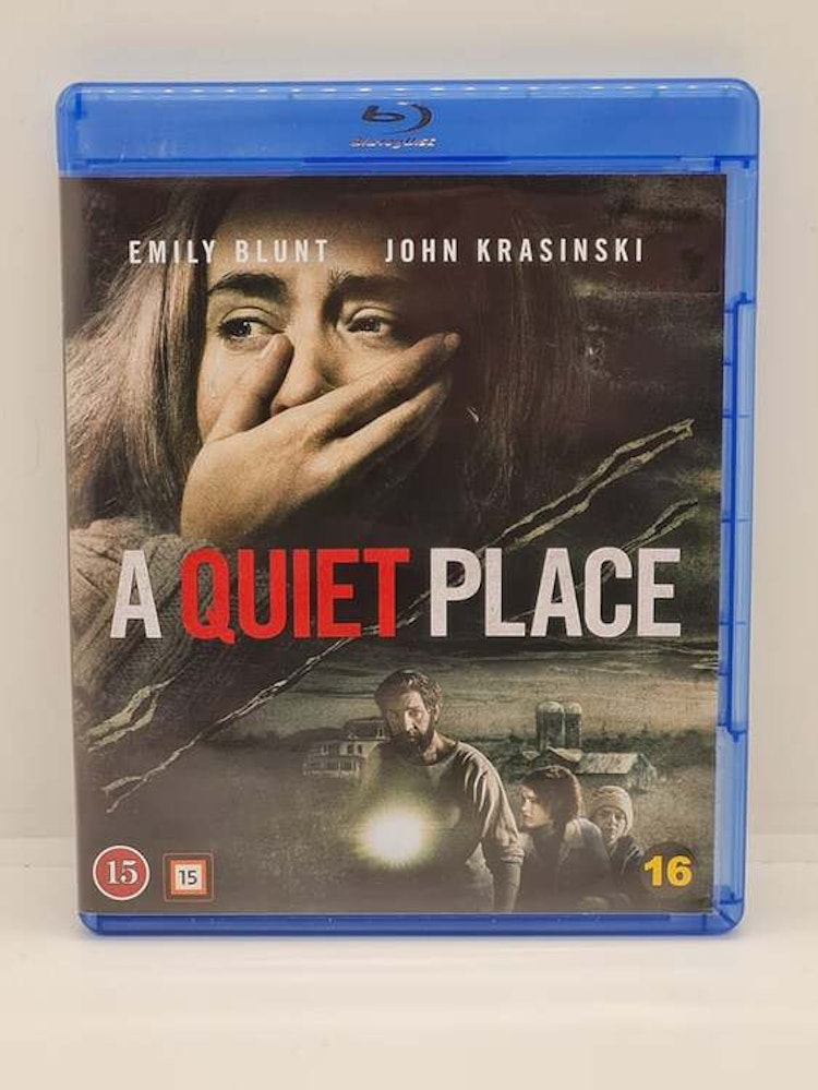 A Quiet Place (Beg. Blu-Ray)