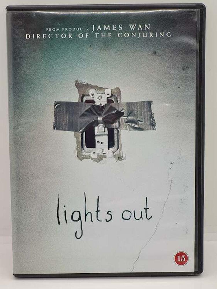 Lights Out (Beg. DVD)