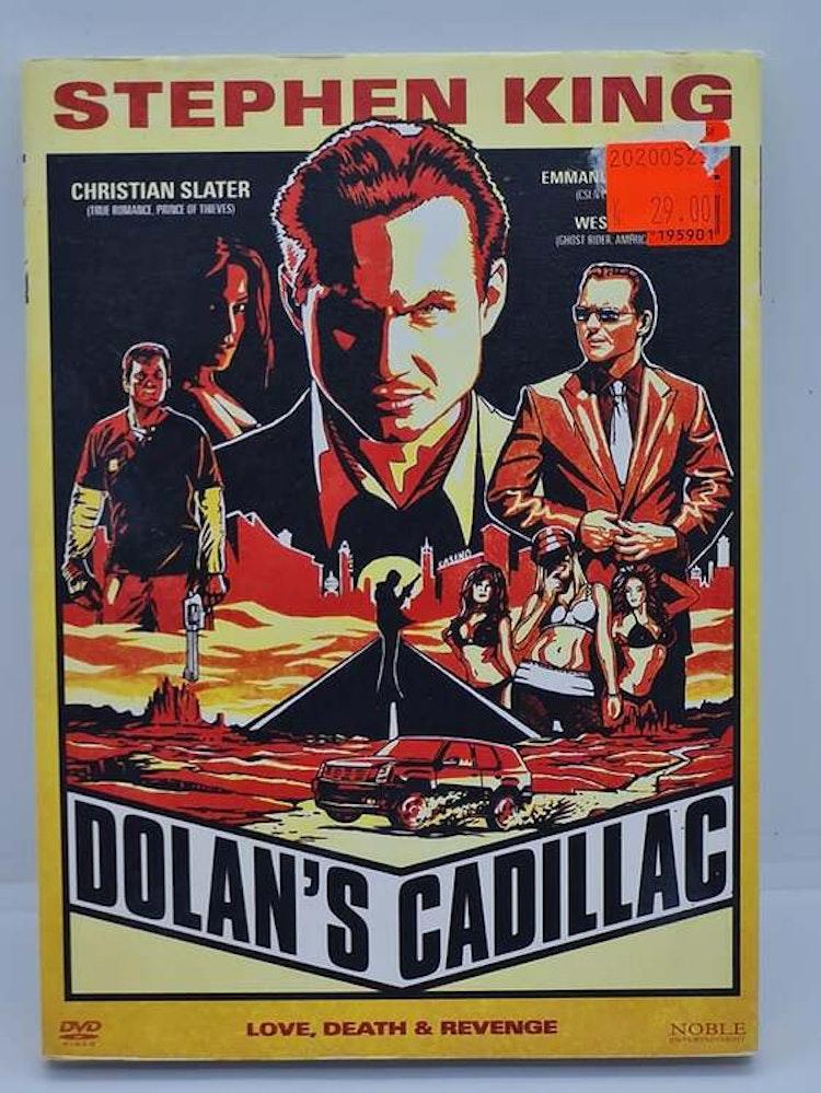 Dolan's Cadillac (Beg. DVD Slipcase)