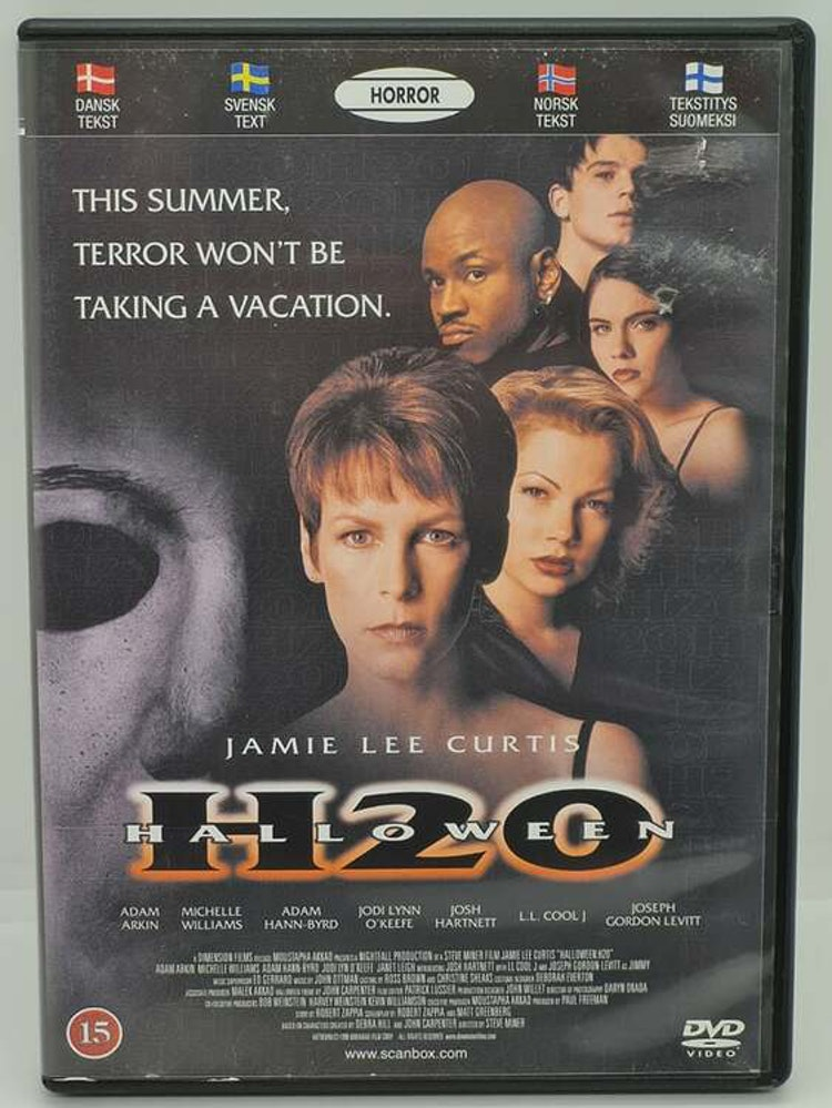 Halloween H20 (Beg. DVD)