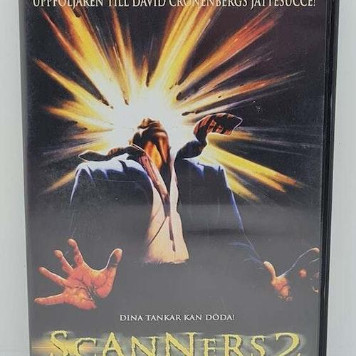 Scanners 2 (Beg. DVD)
