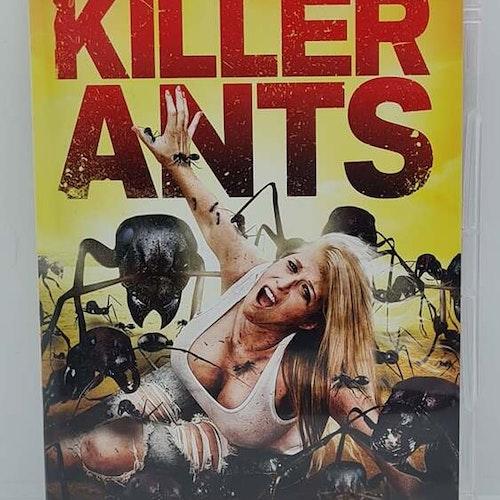 Killer Ants (Beg. DVD)