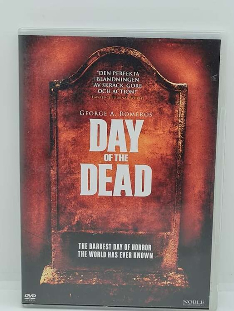 Day Of The Dead [1985] (Beg. DVD)