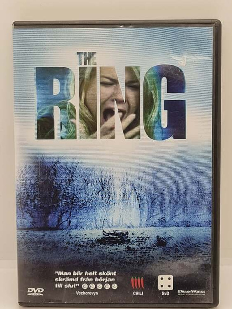 The Ring (Beg. DVD)