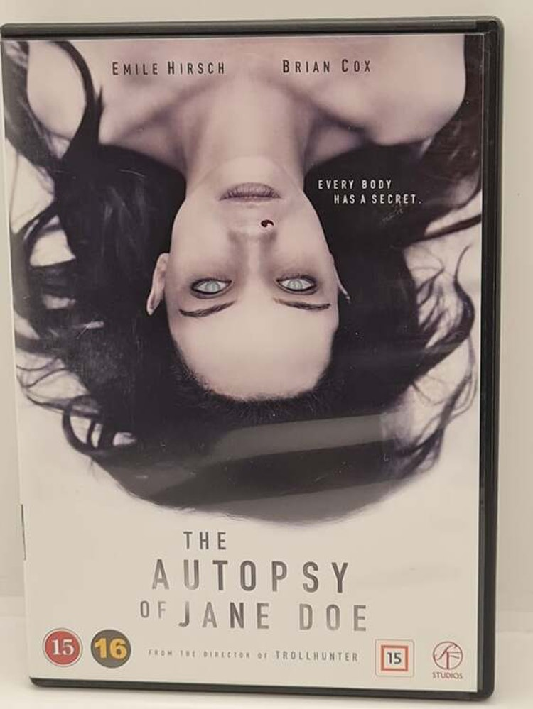 The Autopsy Of Jane Doe (Beg. DVD)