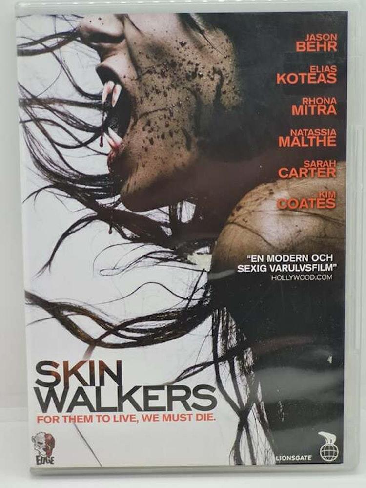 Skin Walkers (Beg. DVD)